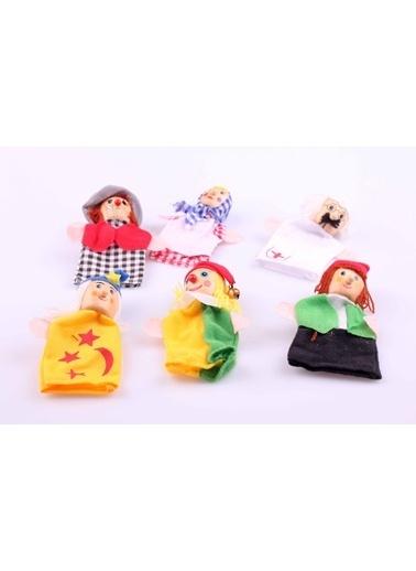 6'lı Parmak Kukla-Learning Toys